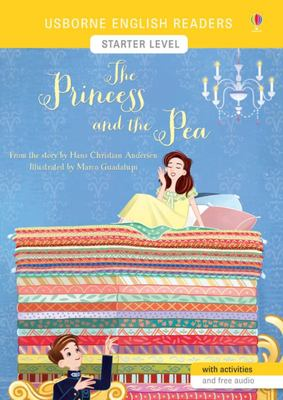 The Princess and the Pea ( Usborne English Readers Starter Level)