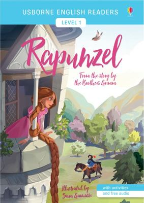 Rapunzel ( Usborne English Readers Level 1)