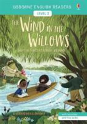 The Wind in the Willows( Usborne English Readers Level 2)