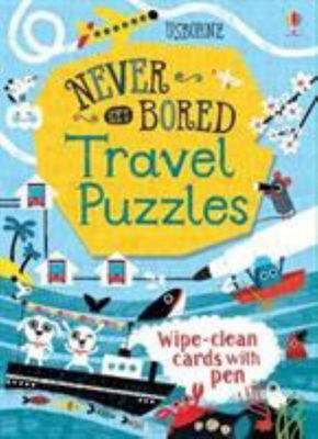 Travel Puzzles Cards