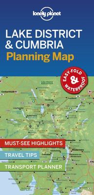 Lake District and Cumbria Planning Map