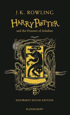 Harry Potter and the Prisoner of Azkaban (Hufflepuff Edition HB)