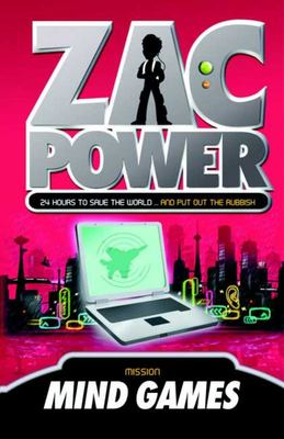 Mind Games Zac Power
