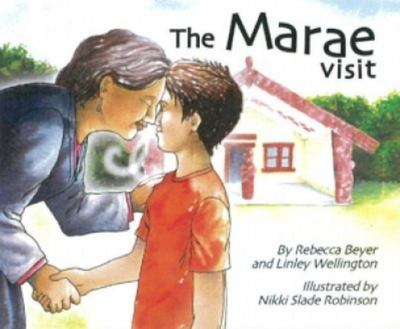 The Marae Visit (Maori/English Bilingual) PB