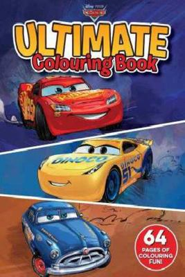 Cars - Ultimate Colouring Book
