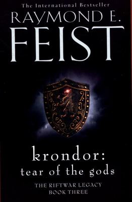 Krondor: Tear of the Gods (Riftwar Legacy #3)