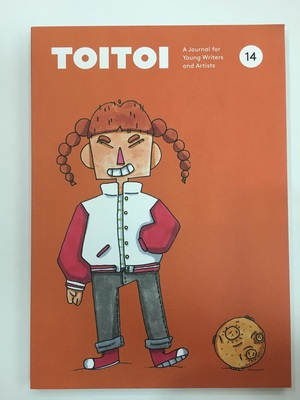 Toitoi #14: A Journal for Young Writers and Artists (Summer 2019)