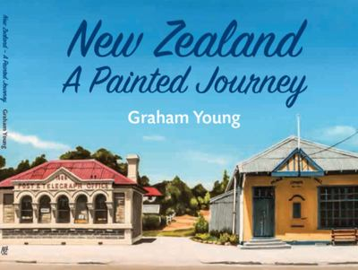 New Zealand A Painted Journey