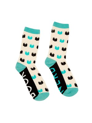 Socks - Book Nerd Small