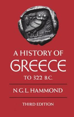 A History of Greece to 322 B. C.