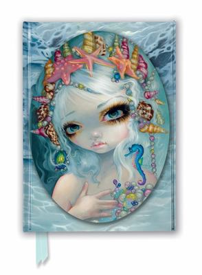 Jasmine Becket-Griffith: Seashell Princess (Foiled Journal)