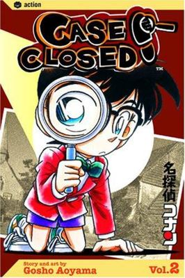 Case Closed Vol 02 The Woman of Mystery