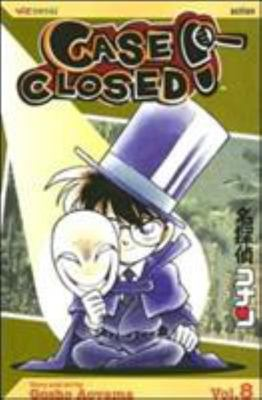 Case Closed Vol 08