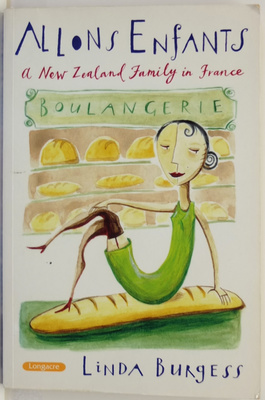 Allons Enfants: A New Zealand Family in France