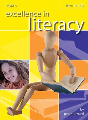 Excellence In Literacy - Year 6 - #228