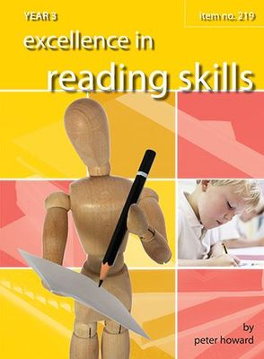 Excellence In Reading Skills - Year 3 - #219