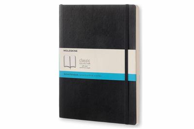 Moleskine Extra Large Dotted Notebook