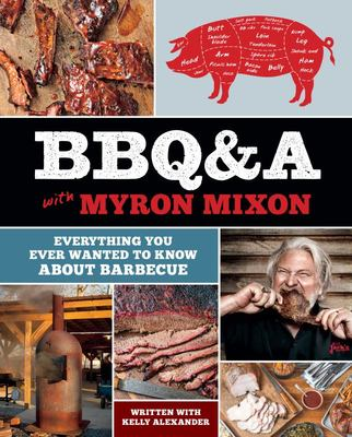 BBQ & A with Myron Mixon - Everything You Ever Wanted to Know about Barbecue