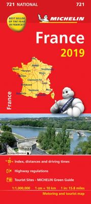 Map France 2019