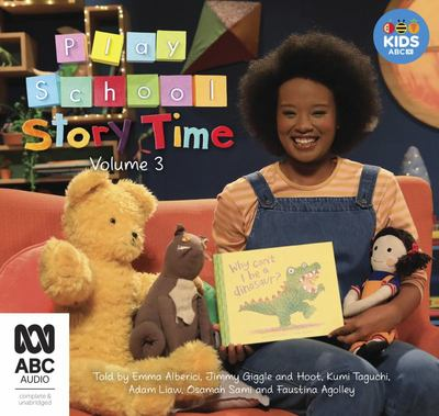 Play School Story Time: Vol 3 Audio CD