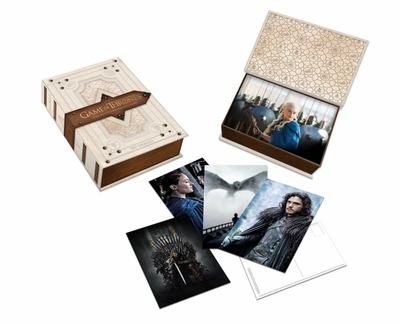 Game of Thrones - The Postcard Collection