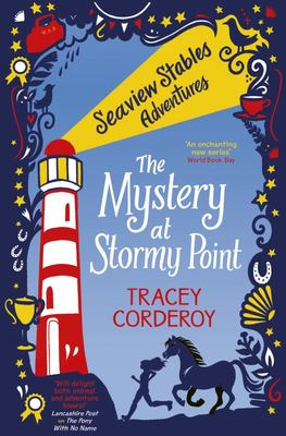 The Mystery at Stormy Point (Seaview Stables #1)