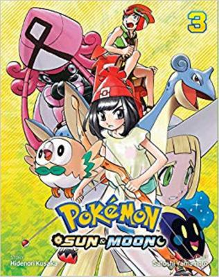Pokémon: Sun and Moon, Vol. 3
