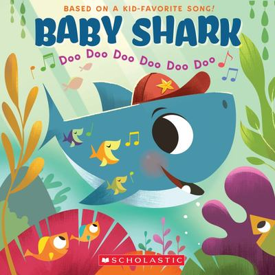 Baby Shark (Do Do Do Do Do Do) (Book & CD)