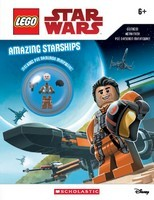 Amazing Starships with Minifigure (Lego Star Wars)