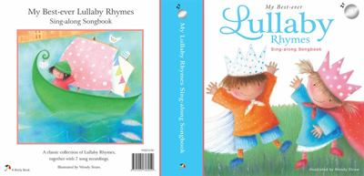 My Best-Ever Lullaby Rhymes (Board Book & CD)