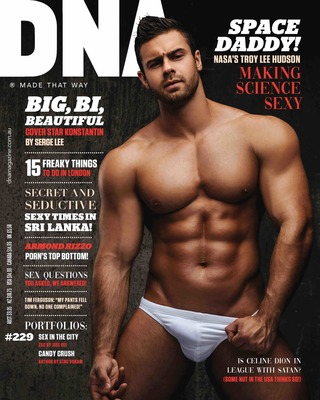 DNA Magazine #229 (Febuary 2019)