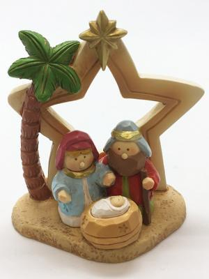 Nativity Scene: Star Miniature