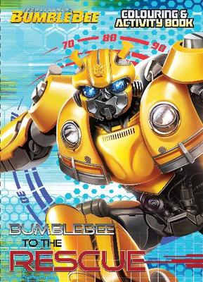 Transformers Bumblebee colouring