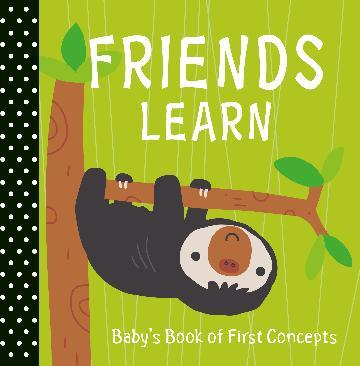 Friends Learn - Baby Firsts