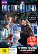 Doctor Who - The Doctor, The Widow and The Wardrobe - Christmas Special DVD