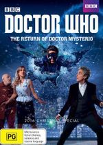 Doctor Who - Return of Doctor Mysterio