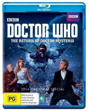 Doctor Who - Return of Doctor Mysterio B