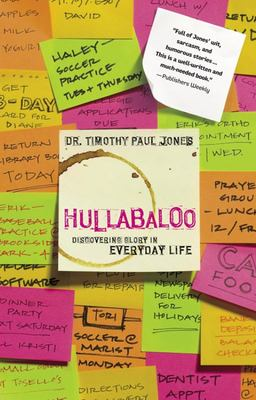 Hullabaloo - Discovering Glory in Everyday Life