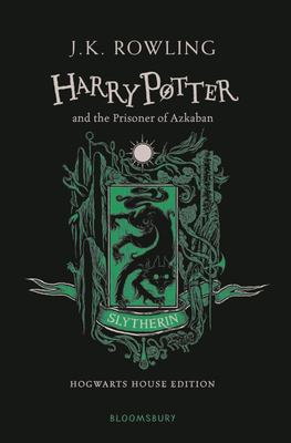 Harry Potter and the Prisoner of Azkaban (Slytherin Edition HB)