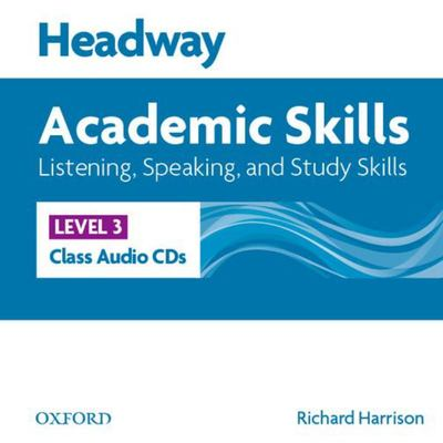 NEW HEADWAY ACAD SKILLS 3 CL/CD  (LIST/SPK STUDY SKILLS) NE
