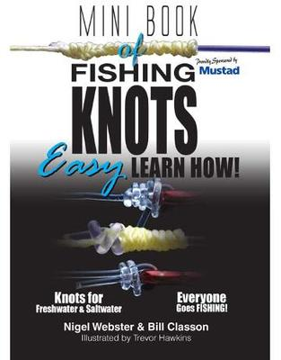Mini book Fishing Knots easy learn how