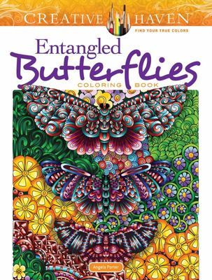 Creative Haven Entangled Butterflies