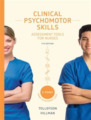 Clinical Psychomotor Skills (5-Point Bondy) - Assessment Tools for Nurses with Student Resource Access 24 Months