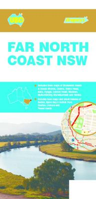 Far North Coast NSW Map 296 14th Ed