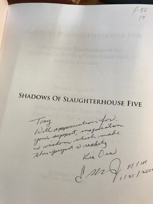 Shadows of Slaughterhouse - Recollections and Reflections of the Ex-POWs of Schlachthof Fnnf, Dresden, Germany