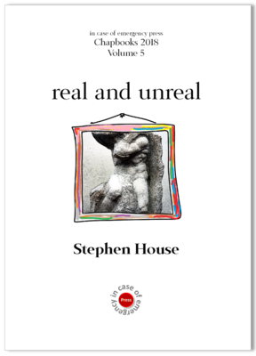 real and unreal (Chapbooks 2018: Volume 5)