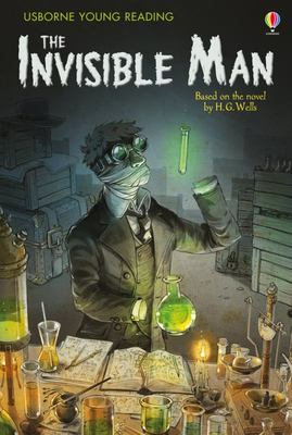 Invisible Man ( Young Reading series 3)