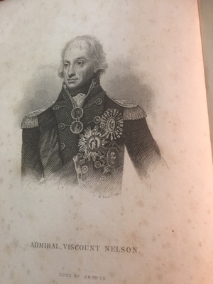 The Naval History of Great Britain, from the declaration of war by France in 1793 to the accession of George IV  Vols 2,3, 4 & 6