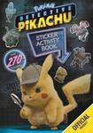 Detective Pikachu: Sticker Activity Book