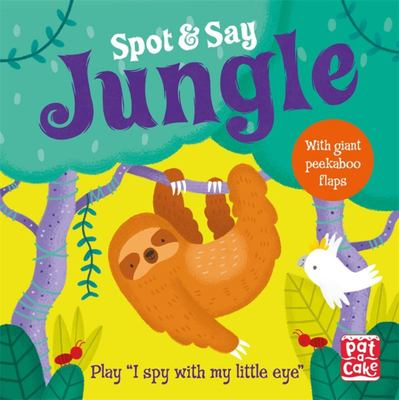 "Jungle: Play ""I Spy with My Little Eye"""